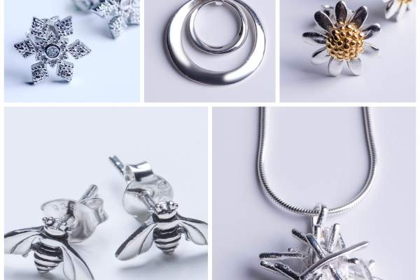 Silver & Sand Jewellery