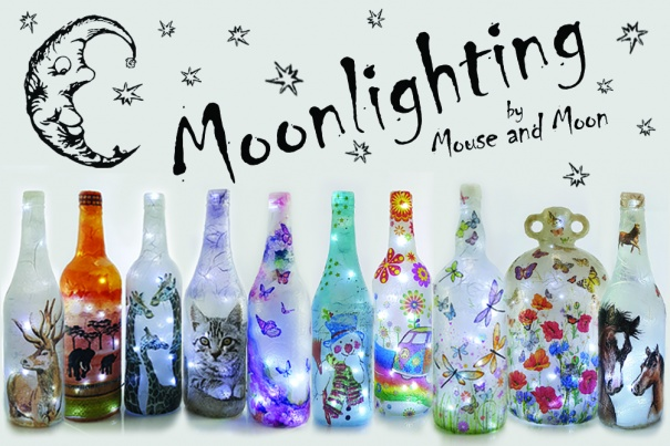 Moonlighting by Mouse and Moon