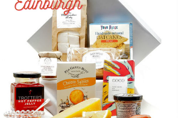 Edinburgh Food Safari in a Box