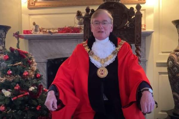 Message from the Mayor of Winchester